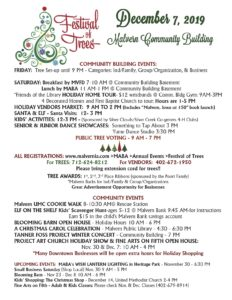 Festival of Trees @ Malvern Community Building